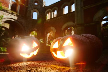 Halloween grins Stok Fotoğraf