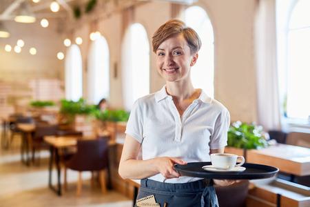 Service of restaurant Stock fotó