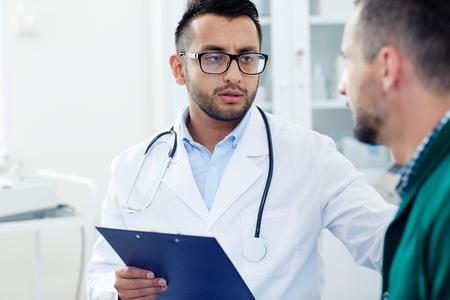 Encouraging patient