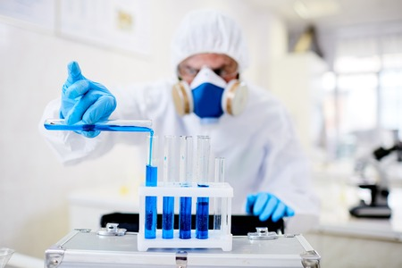 Lab research Stock Photo - 89228674