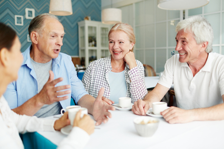 Mówiący seniorzy