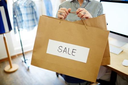 Sale paperbag