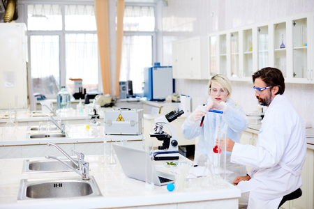 Clinical research Stock Photo - 89521537