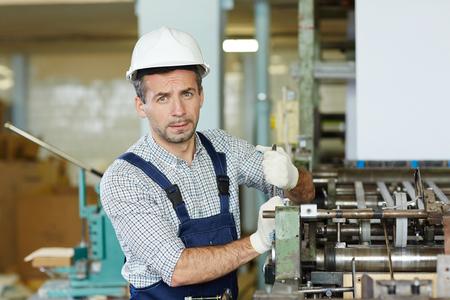 機器の修理人