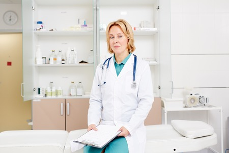 Experienced doctor