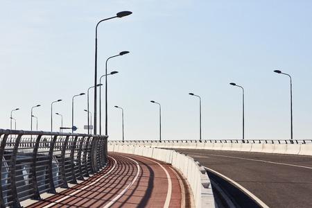 Place for run Reklamní fotografie