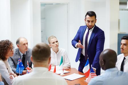 Summit meeting