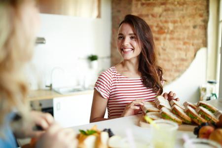 Happy cooking Фото со стока