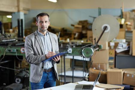 Professionele ingenieur Stockfoto