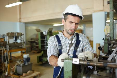 Repairing machine Reklamní fotografie