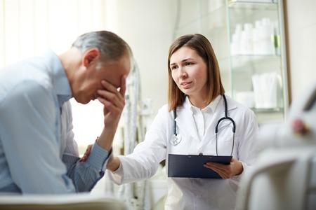 Support of clinician Фото со стока