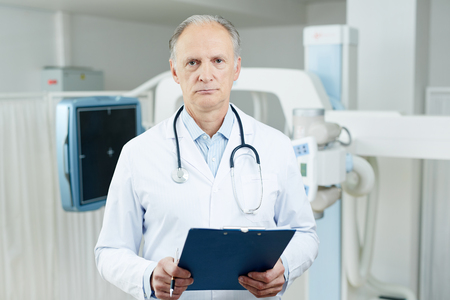 Working doctor
