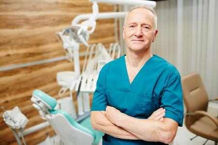 Dentist in clinics