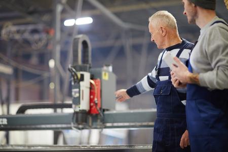 Factory staff