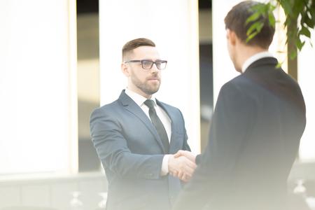 Agreement of businessmen
