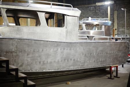 New ship Banco de Imagens