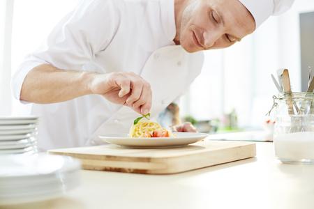 Tasty pasta Reklamní fotografie