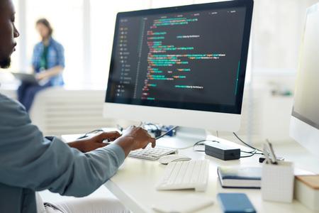 Computer programming 스톡 콘텐츠