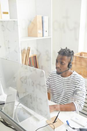 Lavorare con i clienti online