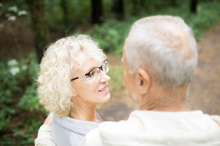 Talking to husband
