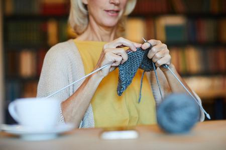 Making knitwear