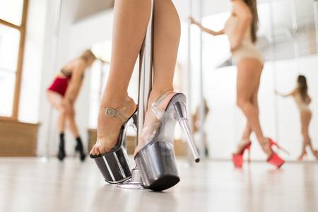 Poledance training