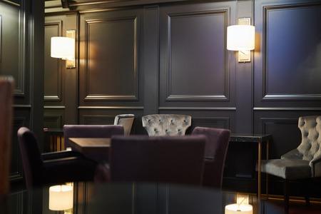 Luxurious restaurant