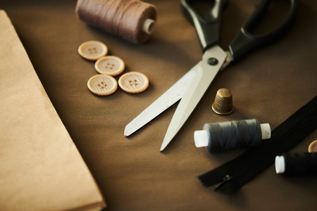 Supplies for tailoring work