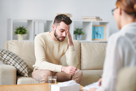 Stressed patient
