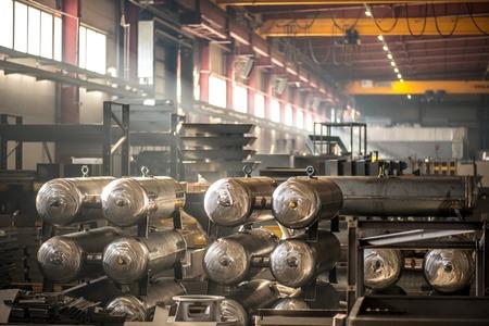 Industrial equipment Banco de Imagens