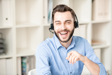 Laughing operator