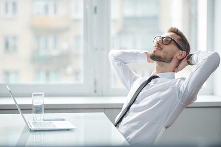 Daydreams in office