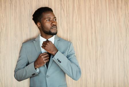 Man in formalwear