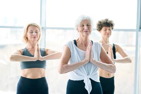 Yoga relaxing Imagens