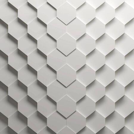 parametric: Parametric pattern, 3d illustration