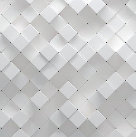 Parametric pattern, 3d illustration