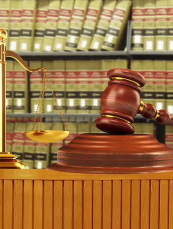capital punishment: Law Stock Photo