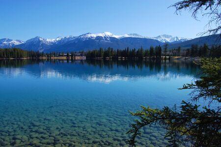 edith: Lake Edith in Jasper, Alberta, Canada