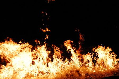 raging: Raging fire