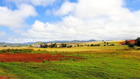vast: Vast farm land in Australia