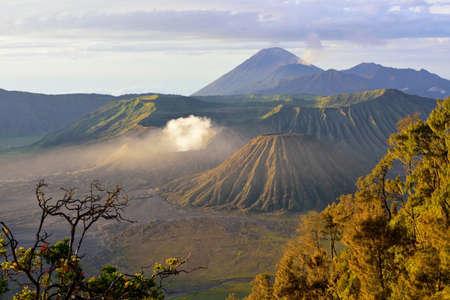 active volcano: Mount Bromo, an active volcano in East Java, Indonesia