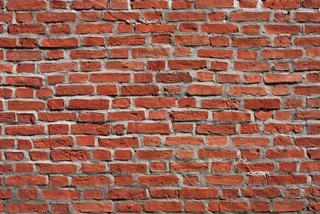Old Brick Background used for text and wallpaper  Stock Photo - 9590452