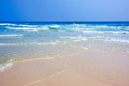 kood: Beautiful tropical beach in Koh Kood , Thailand Stock Photo