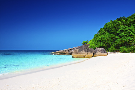 phuket province: Similan islands in Phuket, Thailand Stock Photo