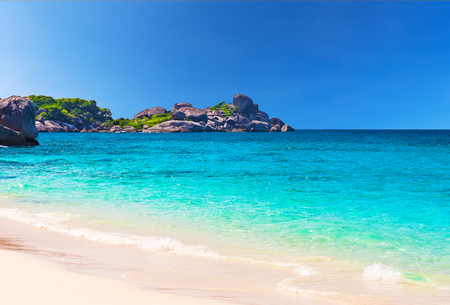 phuket province: Beautiful Beach Similan Islands.Thailand, Phuket