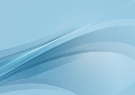 Light Blue Abstract Shape Background, Vector Illustration Vecteurs