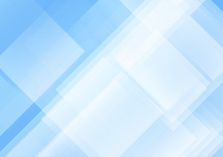 Illustration vectorielle de fond bleu abstrait