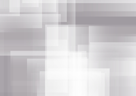 Abstract Gray Background, Vector Illustration