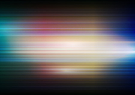 Light abstract gradient motion background, Vector Illustration Ilustração
