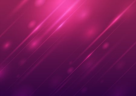 Abstract colorful background with lighting, Vector illustration Ilustrace